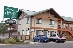 Green Gables Inn :: Quiet area; well-appointed rooms feature new pillow-top mattresses and comfortable bedding. In-room refrigerators and micros. Close to Downtown.