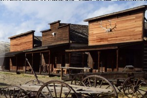Old Trail Town: See How the West Really Was! : Historic buildings, all furnished with artifacts and antiques from the early fur trade era to the end of the nineteenth century. Extensive display of Native American relics.