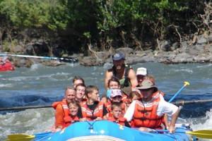 Cody Wyoming Adventures: Whitewater Rafting Tours