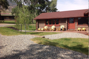 Cabins near Yellowstone | Double Diamond X Ranch