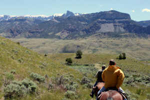 Horseback Riding in Cody, WY | Double Diamond X