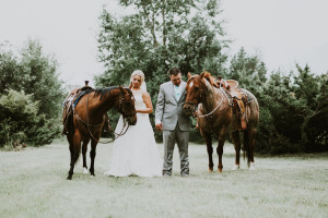 Yellowstone wedding venue | Double Diamond X Ranch