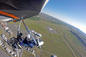 Airborne Over Cody - Powered Hang Gliding Tours