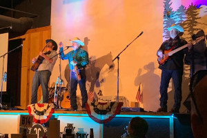Dinner, show, & the rodeo with all-you-can-eat fun