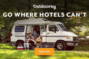 Local RV Rentals around Cody & Yellowstone