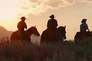 East Yellowstone Valley Horseback Rides - Cody WY