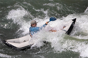 Wyoming River Trips - Inflatable Kayak Adventures