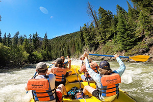 Wyoming River Trips - Family Fun on the River