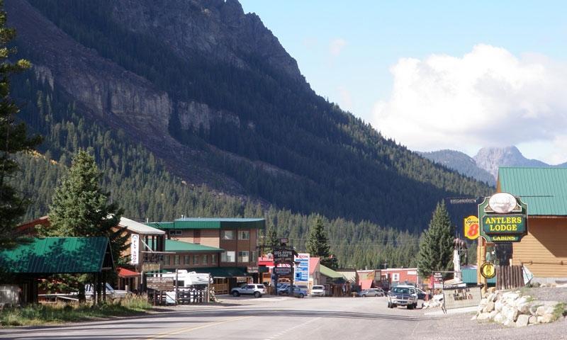 Cooke City Montana