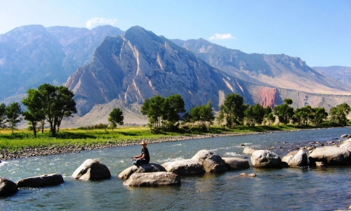 Cody Wyoming Fly Fishing Guides Shops