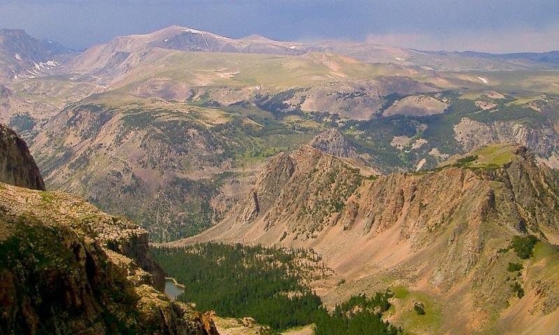Beartooth Highway Pass Amp Mountains Alltrips