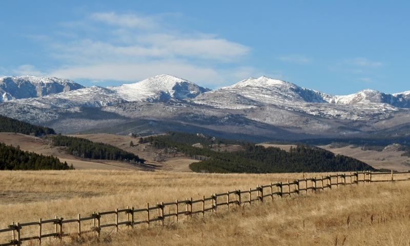 Bighorn Mountains In Wyoming Alltrips