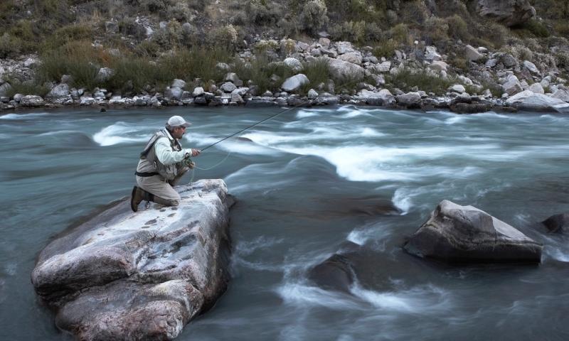 Shoshone River Wyoming Fishing