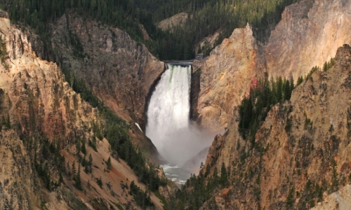 Trip To Yellowstone National Park Alltrips