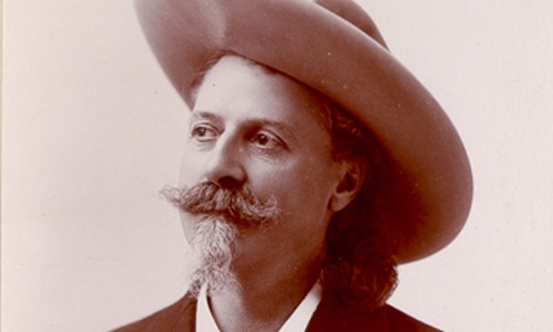 Buffalo Bill Cody Wyoming
