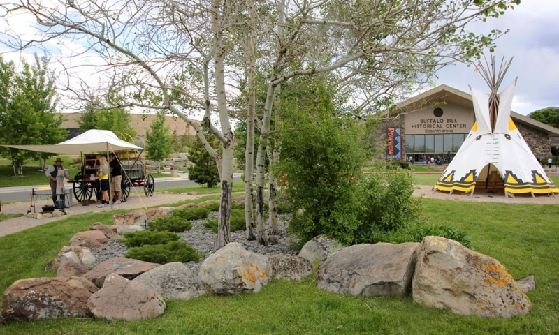 Buffalo Bill Historical Center in Cody
