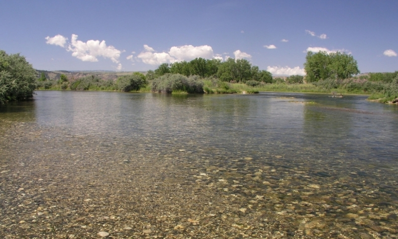 Bighorn river montana fly fishing camping boating alltrips for Bighorn river fly fishing