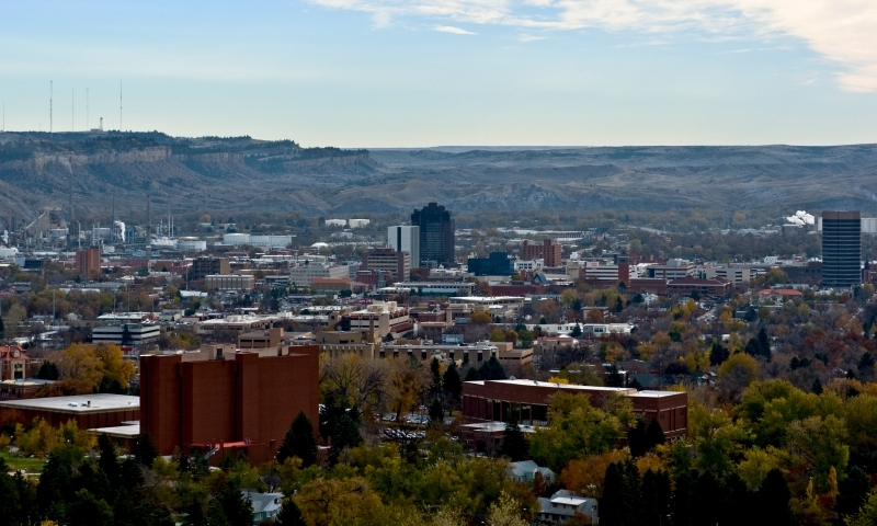 Billings Montana Downtown