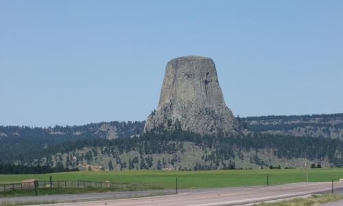 Devils Tower National Monument Wyoming Alltrips
