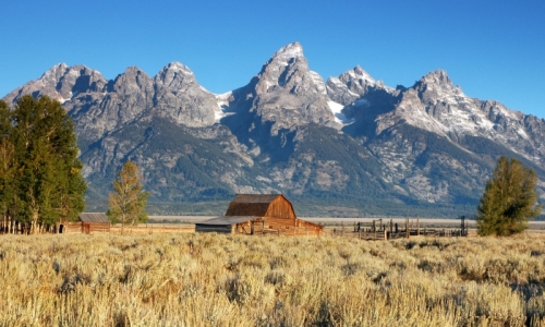Yellowstone National Park Rv Parks >> Grand Teton National Park & Cody Wyoming Vacations - AllTrips