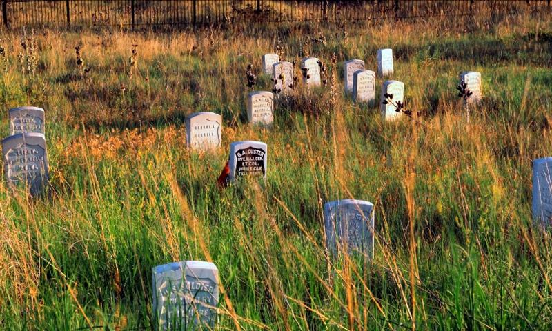 Little Bighorn Cemetery
