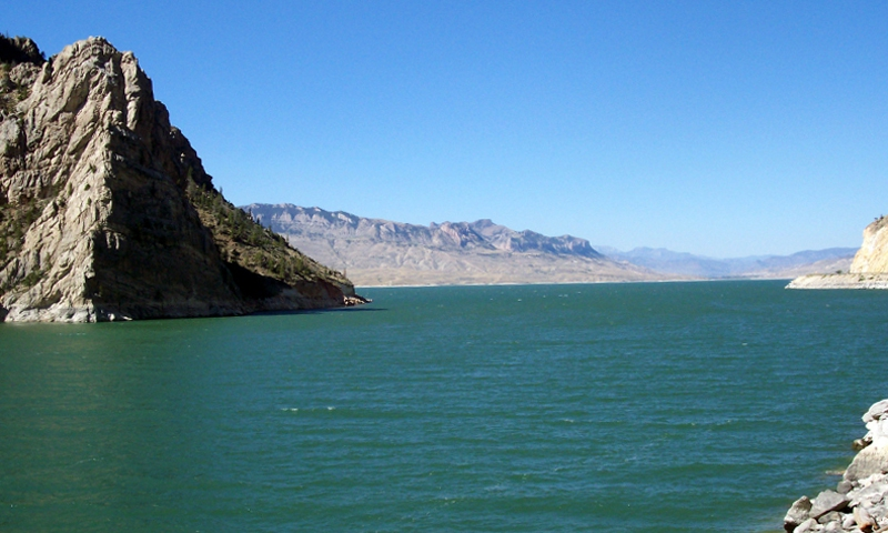 Buffalo Bill State Park and Reservoir