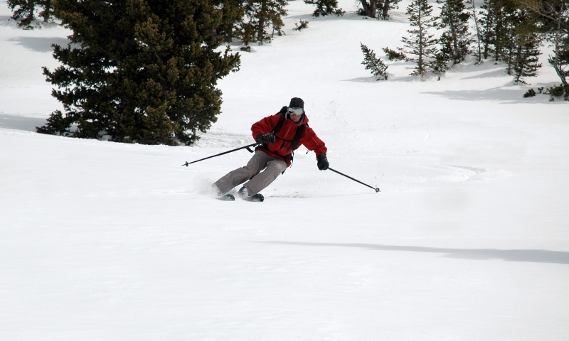 Cody Wyoming Skiing