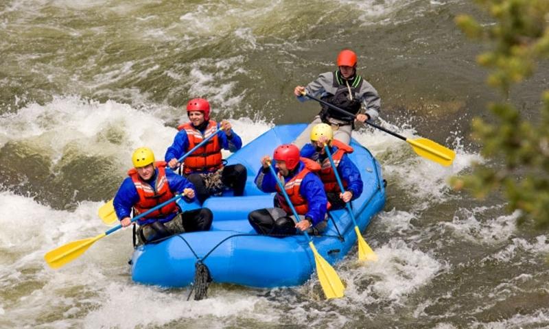 Cody Wyoming White Water Rafting
