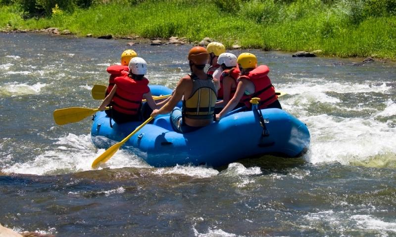 Cody Wyoming Whitewater Rafting